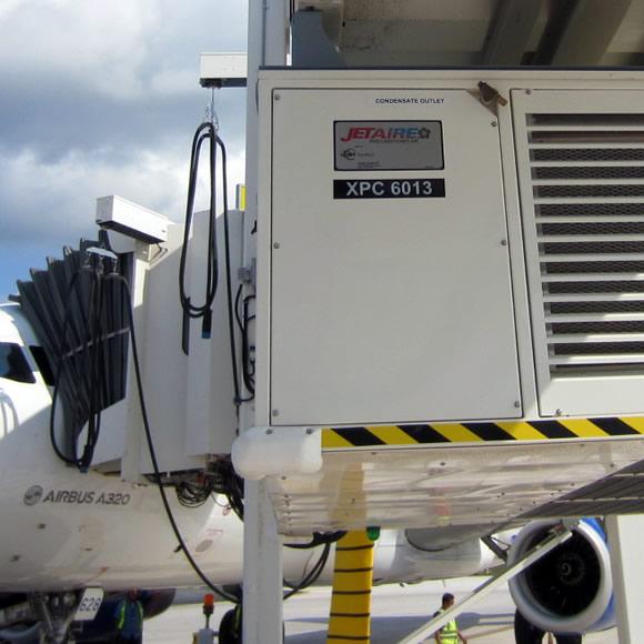AeroWorks: Unidad de aire pre-acondicionado AireJet