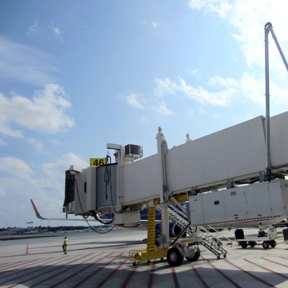 AeroWorks: Unidad de energía de tierra