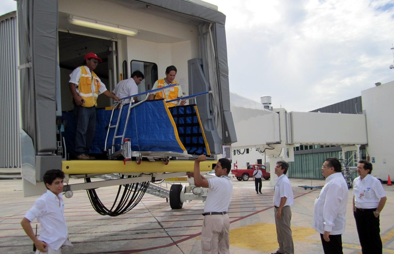 AeroWorks: Soluciones - Capacitación