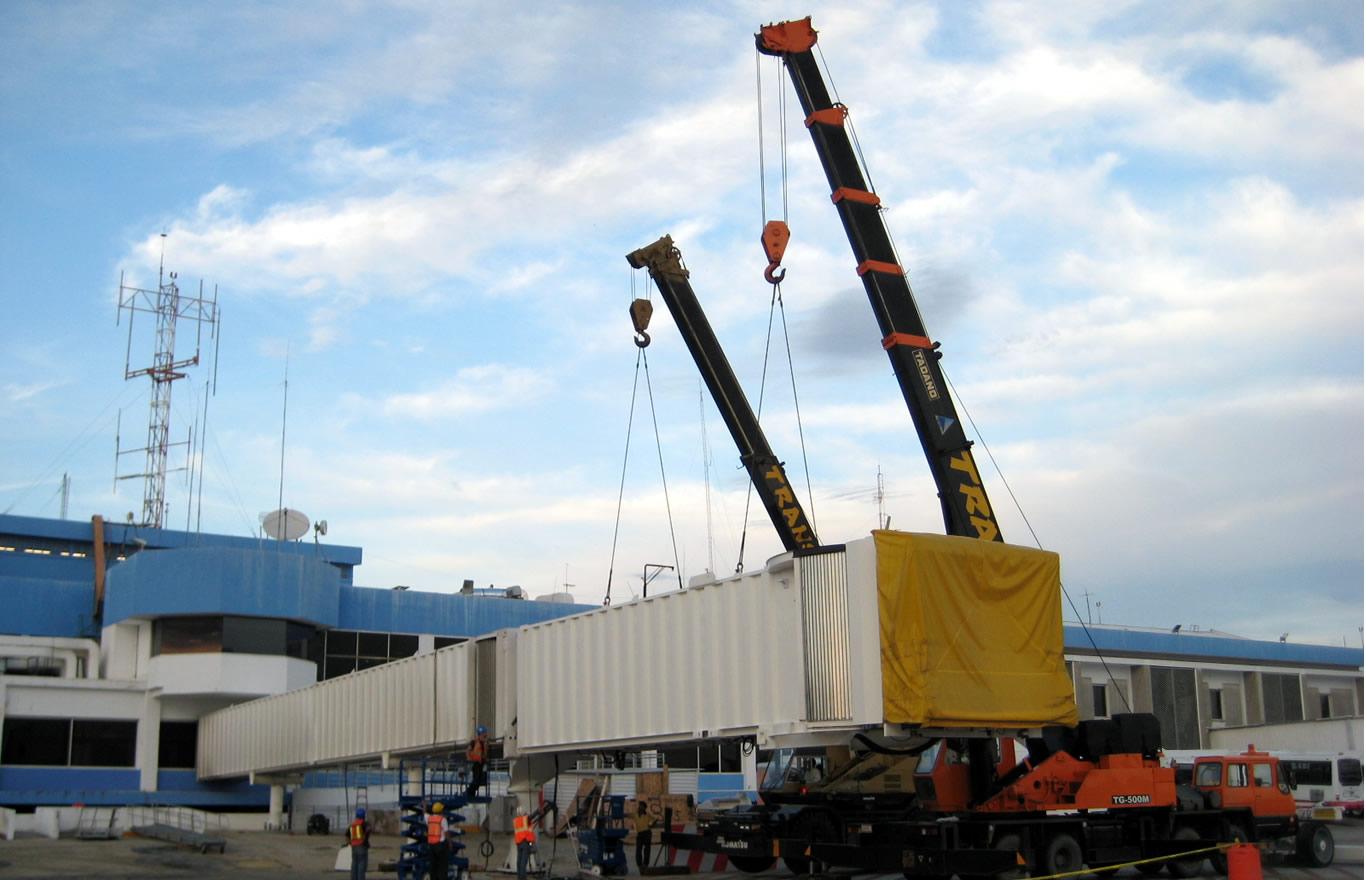 AeroWorks: Soluciones - Importación y Transporte